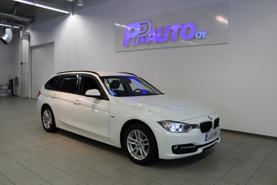 BMW 320 F31 Touring 320i TwinPower Turbo A xSport Edition, vm. 2015, 157 tkm (1 / 19)