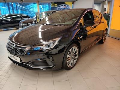 "Opel ASTRA 5-ov Executive 150 Turbo A - Ajamaton! Mega edulla! OPC-line, nahkat, 18""ym.ym!!!, vm. 2019, 0 tkm (1 / 8)"