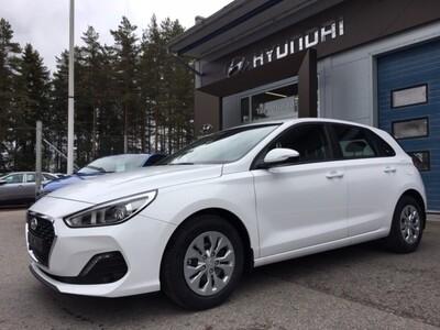 Hyundai i30 Hatchback 1,0 T-GDI 120 hv Fresh - Alennus 1800€ - Willi tarjous 0% korolla ilman käsirahaa alk. 199€/kk !, vm. 2019, 0 tkm (1 / 6)