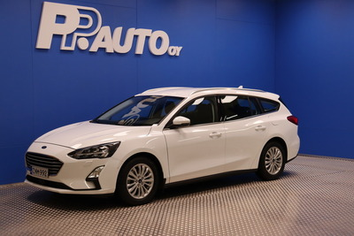 FORD FOCUS 1,0 EcoBoost 125hv Start/Stop A8 Trend Wagon, vm. 2020, 9 tkm (1 / 6)