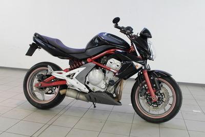 Kawasaki ER6-N ER6-n, vm. 2008, 43 tkm (1 / 8)