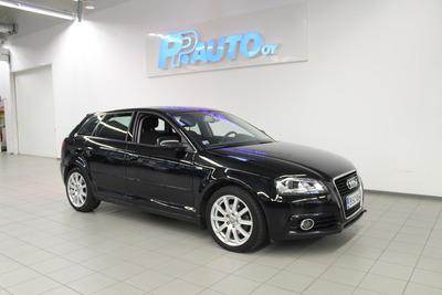 Audi A3 Sportback Attraction S line Business Plus 1,4 TFSI 92 kW S tronic Start-Stop - Korko 2,9% ja 1.erä joulukuussa! , vm. 2012, 142 tkm (1 / 14)