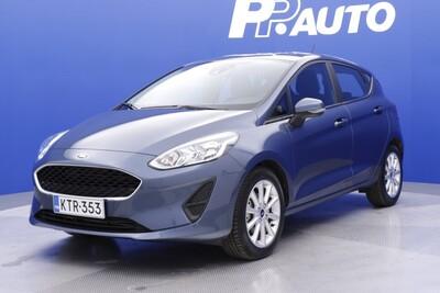 FORD FIESTA 1,0 EcoBoost 100hv A6 Trend 5-ovinen - Fiesta 0% korolla ilman kuluja, vm. 2019, 0 tkm (1 / 5)