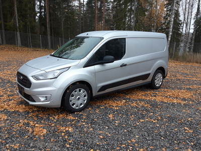 Ford TRANSIT CONNECT 220 1,5 TDCi 100 hv A8 Trend L2 - Transit Connect nopeaan toimitukseen, vm. 2019, 0 tkm (1 / 5)