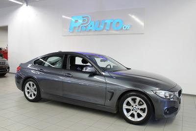 BMW 418 F36 Gran Coupe 418d A Business - Korko 2,9% ja 1.erä maaliskuussa!, vm. 2015, 71 tkm (1 / 12)