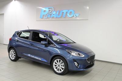 Ford FIESTA 1,0 EcoBoost 100hv A6 Titanium 5-ovinen, vm. 2020, 1 tkm (1 / 14)