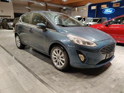 Ford FIESTA 1,0 EcoBoost 100hv A6 Titanium 5-ovinen - Fiesta 0% korolla, vm. 2019, 0 tkm (1 / 5)