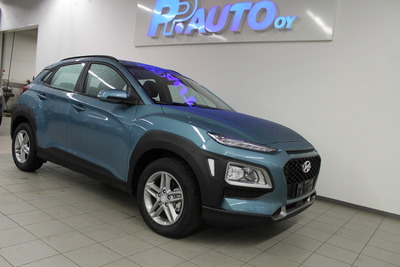 Hyundai KONA 1,0 T-GDI 6MT Comfort - Uusi Kona 0,7% korolla!, vm. 2020, 0 tkm (1 / 8)