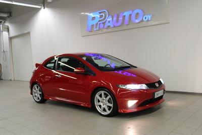 Honda Civic Type R - Korko 1,69 %+kulut  ja 1.erä toukokuussa!, vm. 2007, 140 tkm (1 / 15)