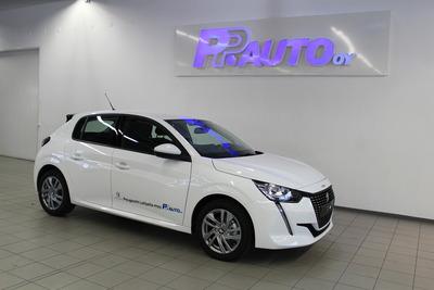 Peugeot 208 Allure PureTech 100 EAT8-automaatti - Korko 1,49% + kulut, , vm. 2020, 0 tkm (1 / 11)