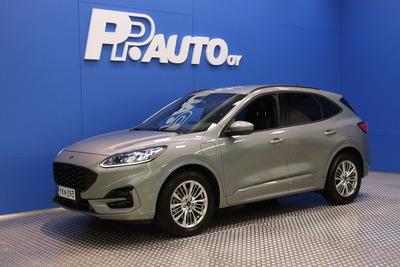 Ford KUGA 2,5 Ladattava hybridi (PHEV) 225hv CVT FWD ST-Line X Launch Edition 5-ovinen - Korko 1,49% + kulut, , vm. 2020, 0 tkm (1 / 16)