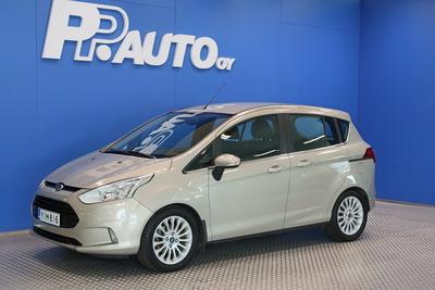 Ford B-Max 1,0 EcoBoost 100hv Start/Stop Titanium M5 5-ovinen - Korko 1,50%*! S-bonusta 500€:n oston arvosta! Ensimmäinen erä marraskuussa! - , vm. 2014, 66 tkm (1 / 7)