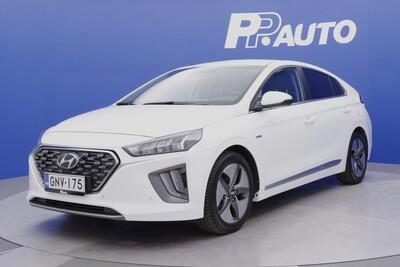 Hyundai IONIQ HYBRID 1,6 hybrid 141 hv 6-DCT Style Limited Edition MY20 - Korko 0,9%*! Takuu 5 vuotta*, vm. 2020, 0 tkm (1 / 5)