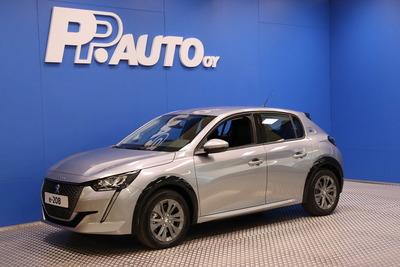 PEUGEOT e-208 Allure 50 kWh 136 - Korko 0,99% - S-bonusostokirjaus 2000€ ja kasko -25% Kauppaviikon special edut!*, 2xrenkaat! - Täyssähköauto e-208 Heti ajoon!! Navigointi!, vm. 2021, 0 tkm (1 / 10)