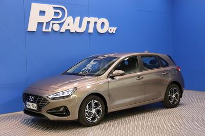 Hyundai i30 Hatchback 1,0 T-GDI 120 hv 7-DCT-aut Comfort - Korko 0,99% - S-bonusostokirjaus 2000€ ja kasko -25% Kauppaviikon special edut!*, 2xrenkaat! - , vm. 2021, 14 tkm (1 / 15)