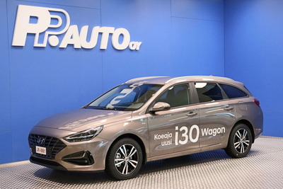 Hyundai i30 WAGON 1,5 T-GDI 159 hv 48V hybrid 7-DCT-aut Style - Korko 0,99% - S-bonusostokirjaus 2000€ ja kasko -25% Kauppaviikon special edut!*, 2xrenkaat! - , vm. 2021, 9 tkm (1 / 9)