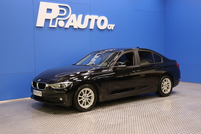 BMW 320 F30 Sedan 320d A xDrive Business Exclusive xDrive Edition - Korko 0,99%, 1000€ S-bonuskirjaus! 72kk ilman käsirahaa!, vm. 2018, 87 tkm (1 / 17)