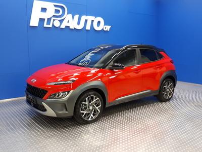HYUNDAI KONA 1,6 hybrid 141 hv 6-DCT-aut. Style MY21 - Korko 0% - S-bonusostokirjaus 5000€ ja kasko -25% Kauppaviikon special edut!*, vm. 2021, 0 tkm (1 / 4)