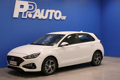 Hyundai i30 Hatchback 1,0 T-GDI 120 hv 48V hybrid 7-DCT-aut Comfort - Alennus -3760€ - Korko 0%* ja 5000€ S-bonusostokirjaus!! Raj.40kpl erä uusia rekisteröimättömiä!, vm. 2021, 0 tkm (1 / 6)
