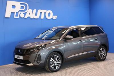 Peugeot 5008 Allure Pack BlueHDi 130 EAT8-automaatti - Korko 0,99%** 2000€ S-bonuskirjaus!* - , vm. 2021, 0 tkm (1 / 6)