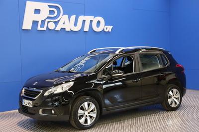 Peugeot 2008 Vision PureTech 110 - *1000€ S-bonuskirjaus! Korko 0,99%**, 72 kk, ilman käsirahaa!!, vm. 2015, 100 tkm (1 / 12)
