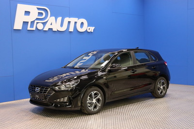 HYUNDAI i30 Hatchback 1,0 T-GDI 120 hv 48V hybrid 7-DCT-aut Comfort - Korko 0,99% - S-bonusostokirjaus 2000€ ja kasko -25% Kauppaviikon special edut!*, 2xrenkaat! - , vm. 2021, 8 tkm (1 / 6)