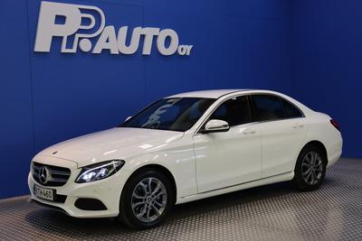 Mercedes-Benz C 200 4Matic A Edition Avantgarde - *1000€ S-bonuskirjaus! Korko 0,99%**, 72 kk, ilman käsirahaa!!, vm. 2018, 41 tkm (1 / 14)