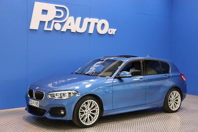 BMW 120 F20 Hatchback 120d A xDrive Business Automatic Edition M Sport - Korko 0,99%, 1000€ S-bonuskirjaus! 72kk ilman käsirahaa!, vm. 2018, 81 tkm (1 / 22)