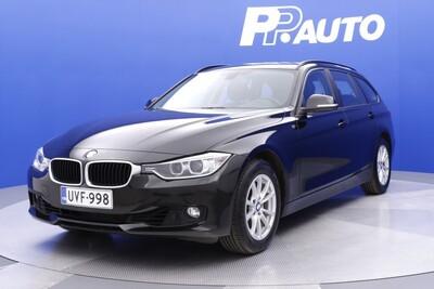 BMW 320 F31 Touring 320i TwinPower Turbo A Limited xDrive Edition - Korko 0,99%, 1000€ S-bonuskirjaus! 72kk ilman käsirahaa!, vm. 2014, 87 tkm (1 / 14)