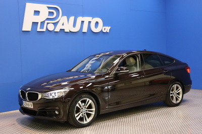 BMW 320 Gran Turismo F34 Gran Turismo 320i A xDrive Business - Korko 0,99%, 1000€ S-bonuskirjaus! 72kk ilman käsirahaa!, vm. 2017, 51 tkm (1 / 17)