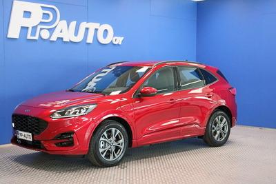 Ford KUGA 2,5 Ladattava hybridi (PHEV) 225hv CVT FWD ST-Line 5-ovinen - Korko 0 %, 5000€ S-bonus ostokirjaus! Takuu 5 vuotta /100 tkm - , vm. 2020, 0 tkm (1 / 21)