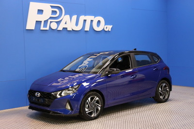 Hyundai i20 Hatchback 1,0 T-GDI 100 hv 7-DCT Comfort - ***1400€ Edulla! - Korko 0% ja 2000€ S-bonuskirjaus , vm. 2021, 0 tkm (1 / 6)