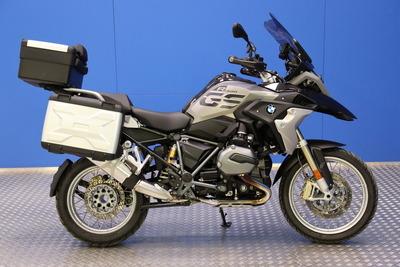 BMW R 1200 GS R 1200 GS - Korko 0,99%, 1000€ S-bonuskirjaus! 72kk ilman käsirahaa!, vm. 2018, 18 tkm (1 / 16)