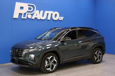 HYUNDAI TUCSON 1,6 T-GDI 265 hv Plug in 4WD 6AT Premium MY21 - Korko 0%* ja 2000€ S-bonuskirjaus!, vm. 2021, 0 tkm (1 / 11)