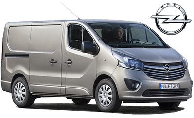 Rajoitettu erä Opel Vivaro -malleja lähes 5000 € eduin! Nyt ilman käsirahaa vain 399 €/kk!