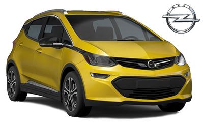 Ensiesittelyssä Opelin sähköauto Opel Ampera-e – toimintamatka yli 500 km!