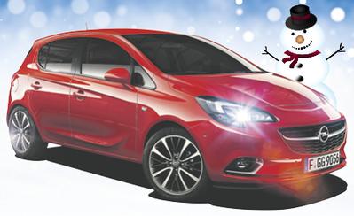 Nyt huippuedullisesti Opel Corsa Enjoy More -paketilla! Vain 14.996 €! Korko 0,99 %!