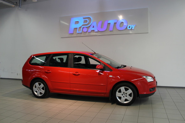Ford FOCUS 1.6 Collection 100 Wagon, vm. 2008, 164 tkm