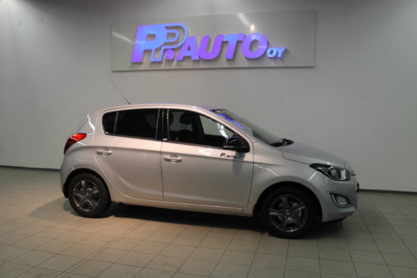 Hyundai I20 5D 1,2 GO! Business, vm. 2015, 30 tkm