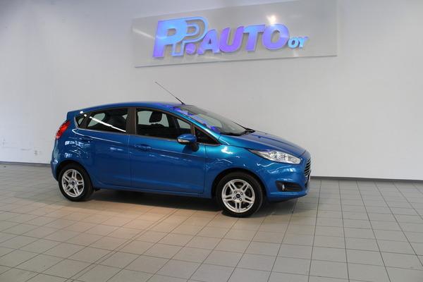Ford FIESTA Ford FIESTA 1,0 EcoBoost 100 S/S Titanium 5ov, vm. 2014, 49 tkm