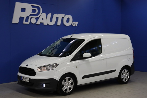 Ford TRANSIT COURIER 1,5 TDCi 75 Trend (MY15), vm. 2016, 14 tkm