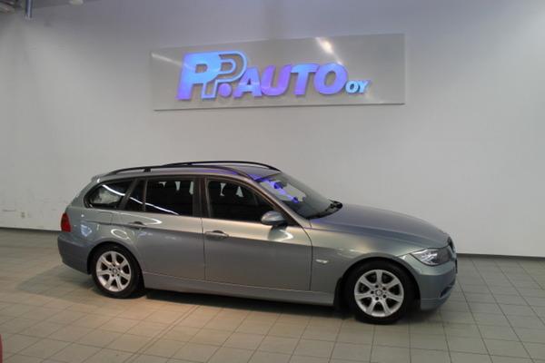 BMW 320 Diesel Touring (E91), vm. 2006, 292 tkm