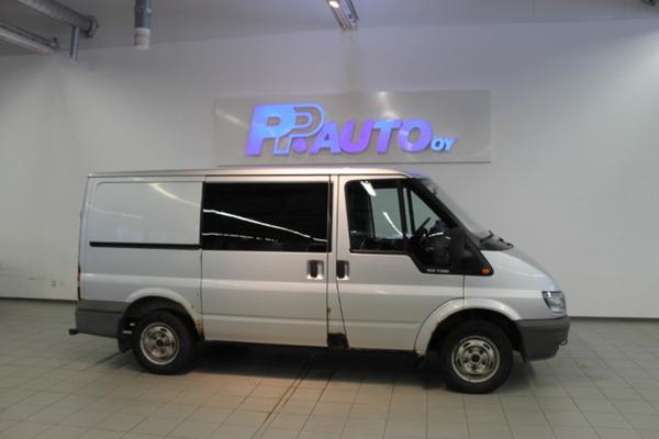 Ford TRANSIT 300L 2.0TDi van 100, vm. 2004, 293 tkm