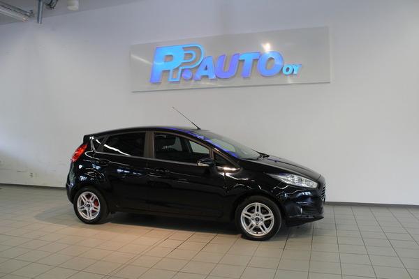 Ford FIESTA 1,0 EcoBoost 100 S/S Titanium 5ov (MY13), vm. 2014, 62 tkm