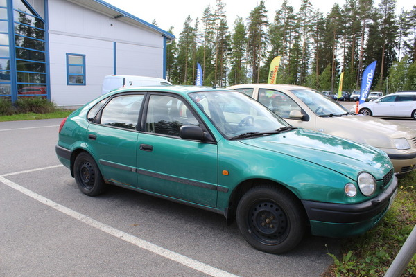 Toyota COROLLA 1.3 Terra LB 5d, vm. 1997, 263 tkm