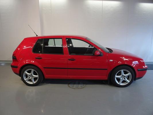 Volkswagen GOLF 1.6 Trend 5d 77kw, vm. 2002, 222 tkm